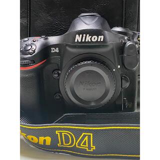 Nikon - Nikon D4