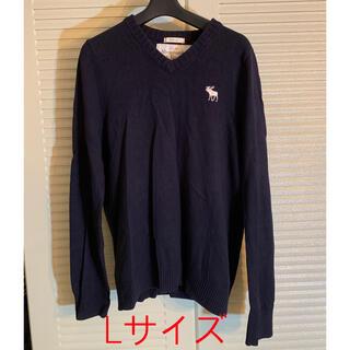 アバクロンビーアンドフィッチ(Abercrombie&Fitch)のアバクロ セーター L(ニット/セーター)
