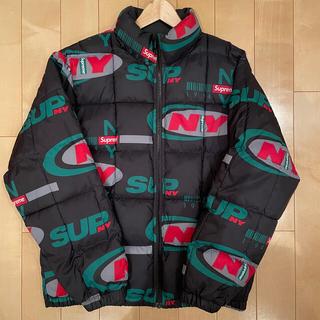 シュプリーム(Supreme)のsupreme puffy jacket (ダウンジャケット)
