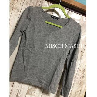 ミッシュマッシュ(MISCH MASCH)のMISCH MASCH   Vネックニット❤️(ニット/セーター)