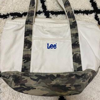 リー(Lee)のLee カモフラージュ柄 バッグ(トートバッグ)