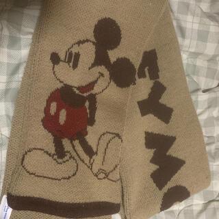 ミッキーマウス(ミッキーマウス)の可愛いミッキーのマフラー(マフラー/ショール)
