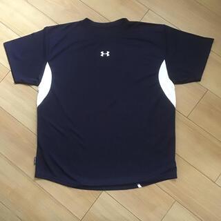 アンダーアーマー(UNDER ARMOUR)のUNDER ARMOUR メンズ スポーツTシャツ Lサイズ(Tシャツ/カットソー(半袖/袖なし))