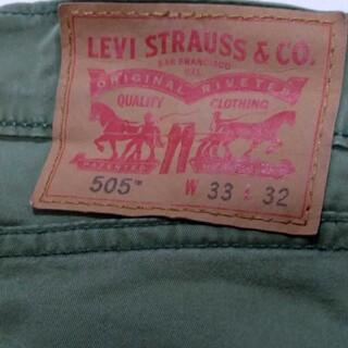 リーバイス(Levi's)のリーバイス パンツ(スラックス)