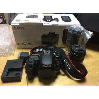 Canon - Canon EOS 9000D