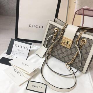Gucci -  GUCCI バッグ パドロック