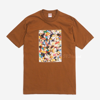 Supreme - 【新品】Supreme 20AW Pills Tee シュプリーム Tシャツ S