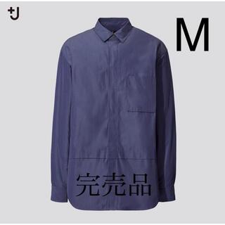 UNIQLO - +J スーピマコットンオーバーサイズシャツ