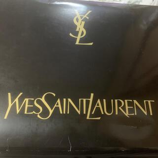サンローラン(Saint Laurent)のYSL イヴ・サンローランの綿毛布(毛布)