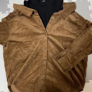 ムルーア(MURUA)のMURUA タンクトップ付きシャツ(シャツ/ブラウス(長袖/七分))