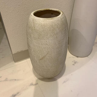 ZARA HOME - ZARAホーム花瓶白早い者勝ち❗️