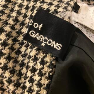 コムデギャルソン(COMME des GARCONS)のCOMMDE des GARCONS 千鳥柄スカート(その他)