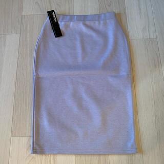 ムルーア(MURUA)の新品 MURUA カットミドルタイトスカート(ミニスカート)