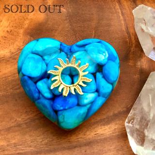 【オルゴナイト】Sun heart ❤️