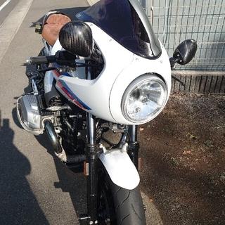 ビーエムダブリュー(BMW)のBMW r nine tracer R9T カフェ ミラー カスタム ワンオフ(パーツ)