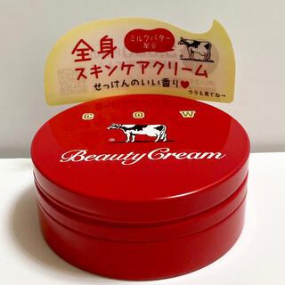 牛乳石鹸 - 新品未開封★限定 カウブランド 赤箱 ビューティクリーム 牛乳石鹸