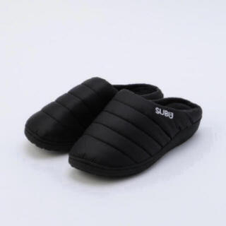 UGG - SUBU 20年新作 冬用サンダル 新品 未使用 正規品 ブラック サイズ1