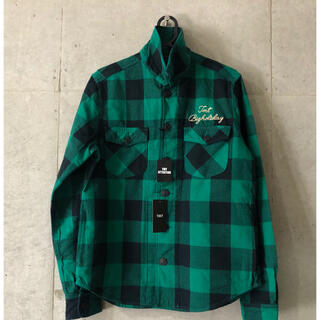 TMT - 新品未使用 TMT   BUFFALO CHECK SHIRTS