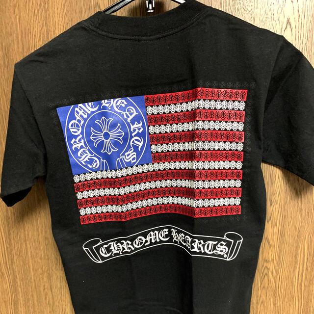 Chrome Hearts(クロムハーツ)のクロムハーツ Chrome Hearts  Tシャツ 星条旗 正規品 新品未使用 メンズのトップス(Tシャツ/カットソー(半袖/袖なし))の商品写真