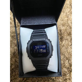 G-SHOCK - CASIO G-SHOCK DW5600BB ブラック メンズ 腕時計