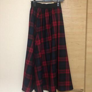 DOORS / URBAN RESEARCH - O'NEIL OF DUBLIN swing skirt 美品