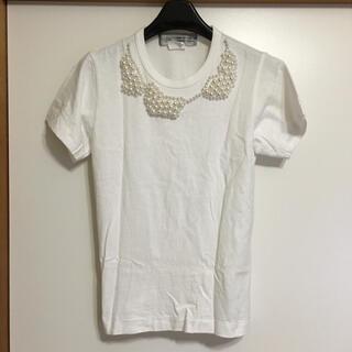 コムデギャルソン(COMME des GARCONS)のCOMMEdesGARCONS COMMEdesGARCONS JUPE (Tシャツ(半袖/袖なし))