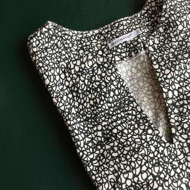 marimekko(マリメッコ)の美品 marimekko カットソー レディースのトップス(カットソー(半袖/袖なし))の商品写真