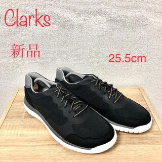 クラークス(Clarks)のClarks クラークス 25.5cm メンズ スニーカー 未使用 新品(スニーカー)
