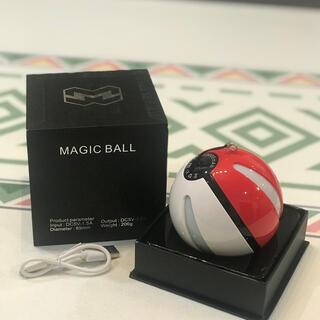 ポケモン(ポケモン)のポケモン モンスターボール モバイルバッテリー 10000mAh 光る(バッテリー/充電器)