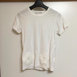 コムデギャルソン(COMME des GARCONS)のCOMMEdesGARCONS GIRL 半袖Tシャツ(Tシャツ(半袖/袖なし))