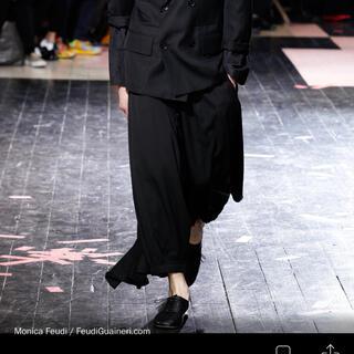 ヨウジヤマモト(Yohji Yamamoto)のYohjiyamamoto POUR HOMME 14SS カラスパンツ(その他)