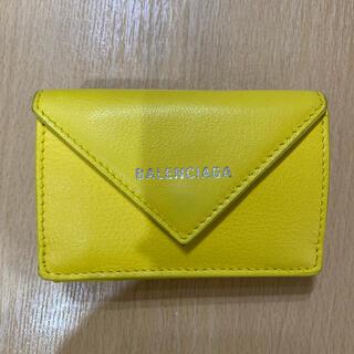 Balenciaga - 再値下げバレンシアガ  ミニウォレット3つ折り財布