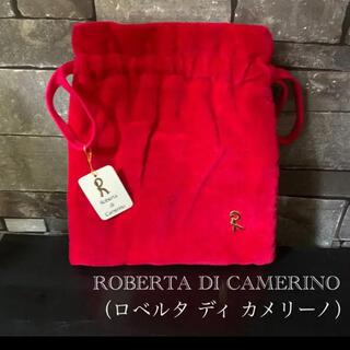 ROBERTA DI CAMERINO - ロベルタディカメリーノ ポーチ 巾着 ROBERTA DI CAMERINO
