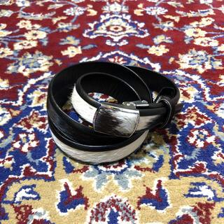 """ジョンローレンスサリバン(JOHN LAWRENCE SULLIVAN)のVINTAGE animal motif """"HARAKO"""" belt(ベルト)"""
