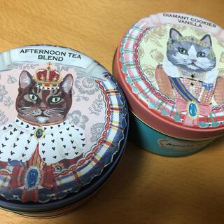 アフタヌーンティー(AfternoonTea)のアフタヌーンティー ナタリーレテ 空き缶(小物入れ)