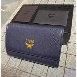 エムシーエム(MCM)のMCM エムシーエム 三つ折財布(財布)
