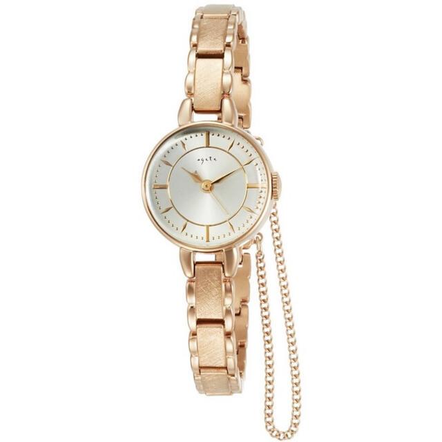 agete(アガット)のagete 時計(10172120028)¥69,300円税込 レディースのファッション小物(腕時計)の商品写真