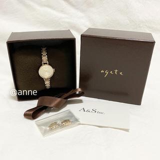 agete 時計(10172120028)¥69,300円税込