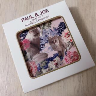 ポールアンドジョー(PAUL & JOE)のPAUL &JOE  コンパクト・パウダーセット(フェイスパウダー)