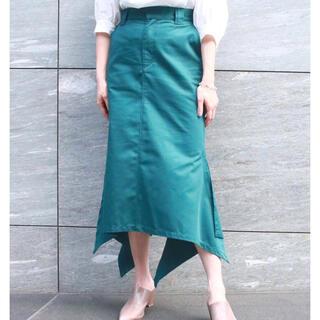 ジーヴィジーヴィ(G.V.G.V.)の定価25300円 G.V.G.V チノスカート toga  un3d(ロングスカート)