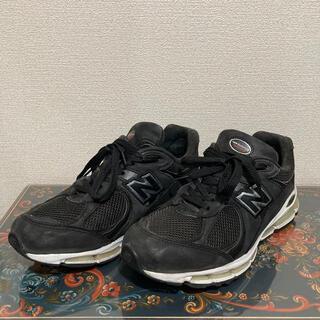ニューバランス(New Balance)のNew balance MR2002 USA製 ブラック 27.0 US9(スニーカー)