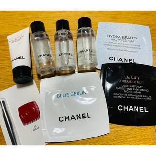 CHANEL - CHANEL サンプルセット
