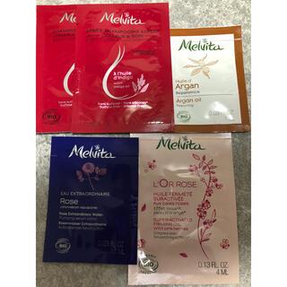 メルヴィータ(Melvita)のメルヴィータ サンプルセット Melvita シャンプー 化粧水 美容液(サンプル/トライアルキット)
