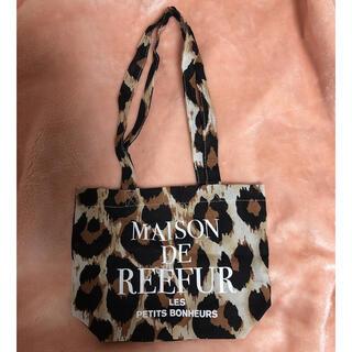 メゾンドリーファー(Maison de Reefur)のMAISON DE REEFUR ミニトートバッグ(トートバッグ)