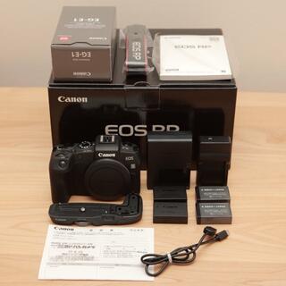 Canon - 【美品】CANON EOS RP ボディ+エクステンショングリップ