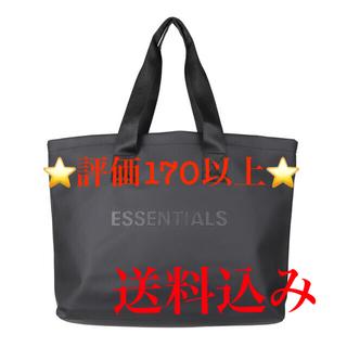 FEAR OF GOD - essentials トートバック 黒