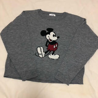 Disney - ミッキー ニット