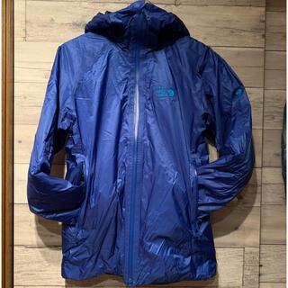 Columbia - マウンテンハードウェア 中綿 DRY.Qエリートジャケット ブルー