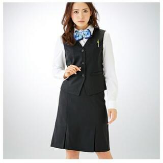 ニッセン(ニッセン)のニッセン 事務服 ベストスカート(スーツ)