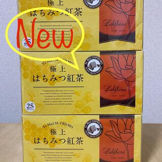 ⭐️即決新品⭐️ラクシュミー 極上はちみつ紅茶✖️3箱セット